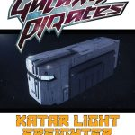 Galaxy Pirates: Katar Light Freighter (SFRPG)