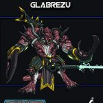 Starfarer Adversaries: Glabrezu (SFRPG)