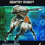 Starfarer Adversaries: Sentry Robot (SFRPG)