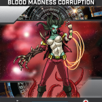 Occult Skill Guide: Blood Madness Corruption (SFRPG)