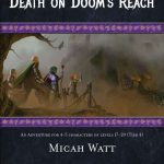 Death on Doom's Reach - Shroud of Orcus I (5e)