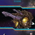 Star Log.EM: Kami (SFRPG)