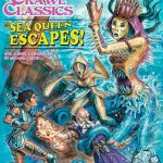 The Sea-Queen Escapes! (DCC)