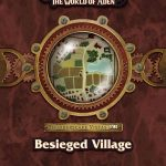 Thunderscape Vistas: Beseiged Village