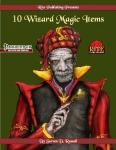 10 Wizard Magic Items (Revised Edition)