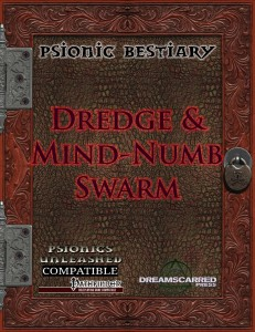 dredge & mind numb